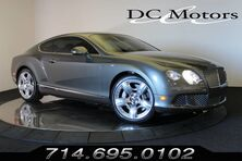 Bentley Continental GT Mulliner 2012