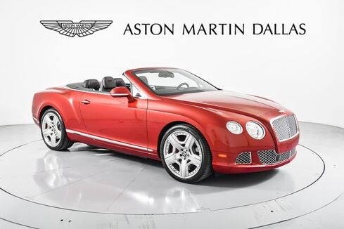 2012_Bentley_Continental GTC__ Dallas TX