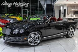 Bentley Continental GTC Convertible Mulliner Package 2012