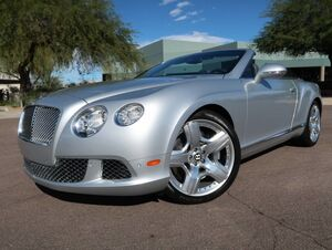 2012_Bentley_Continental GTC_Convertible_ Scottsdale AZ