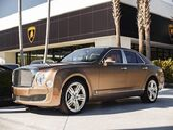 2012 Bentley Mulsanne  Palm Beach FL