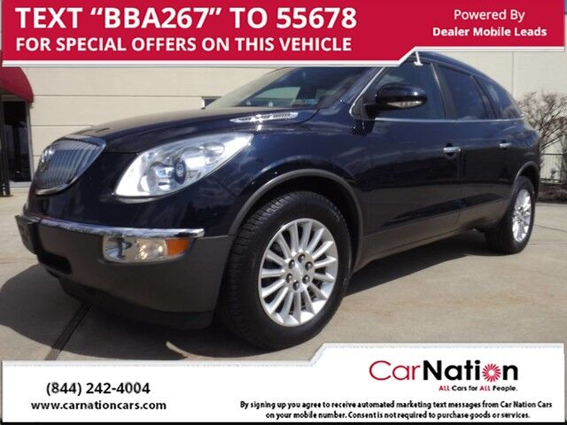 enclave detail service used carlock awd and l il auto iid serving sales buick leather at