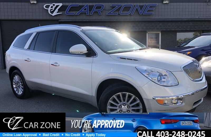 2012 Buick Enclave CXL, LEATHER, DUAL SUNROOF, BACKUP Calgary AB