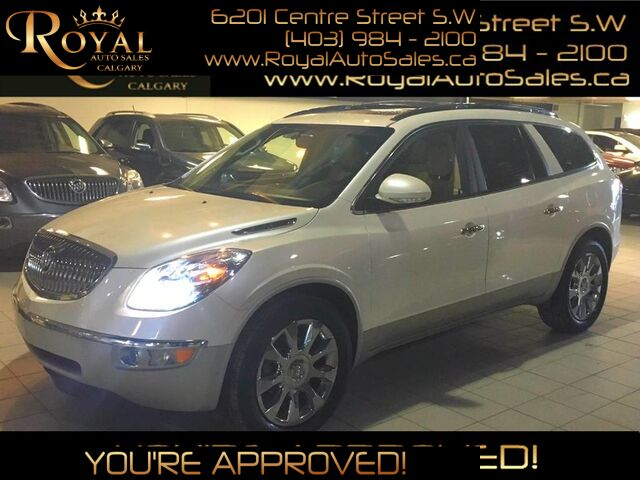 2012_Buick_Enclave_CXL2 7 SEATS, FULLY LOADED_ Calgary AB