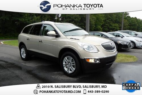 2012_Buick_Enclave_Convenience Group_ Salisbury MD