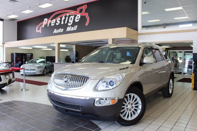 2012 Buick Enclave Leather - AWD, Heated Seats, Backup Camera Cuyahoga Falls OH