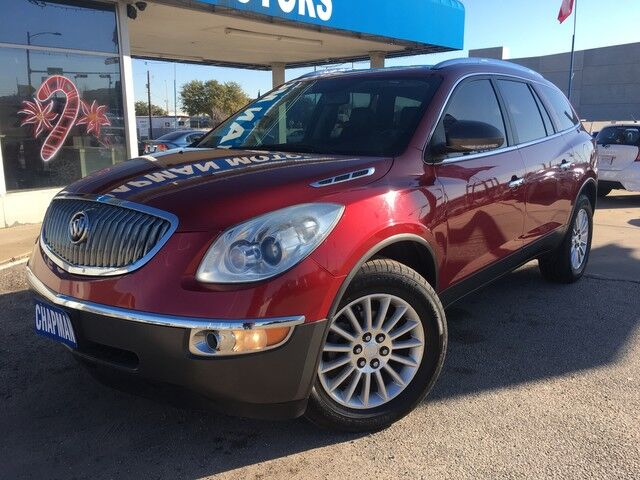 2012 Buick Enclave Leather Buda TX