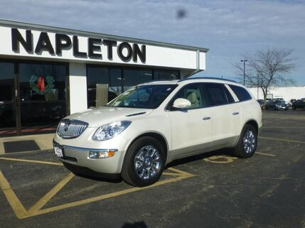 2012_Buick_Enclave_Leather_ Bourbonnais IL