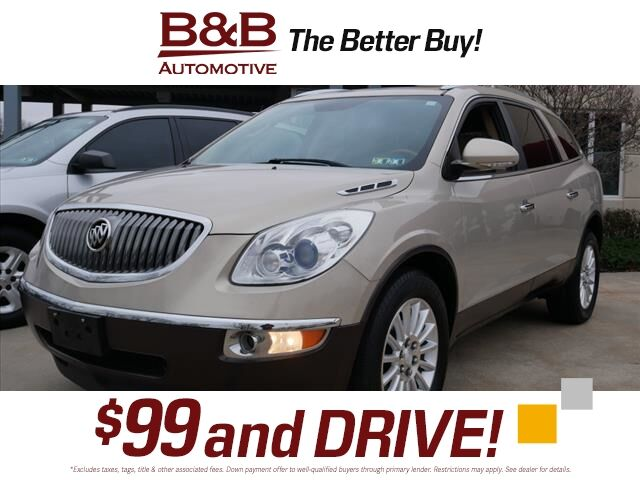 2012 Buick Enclave Leather Fairless Hills PA