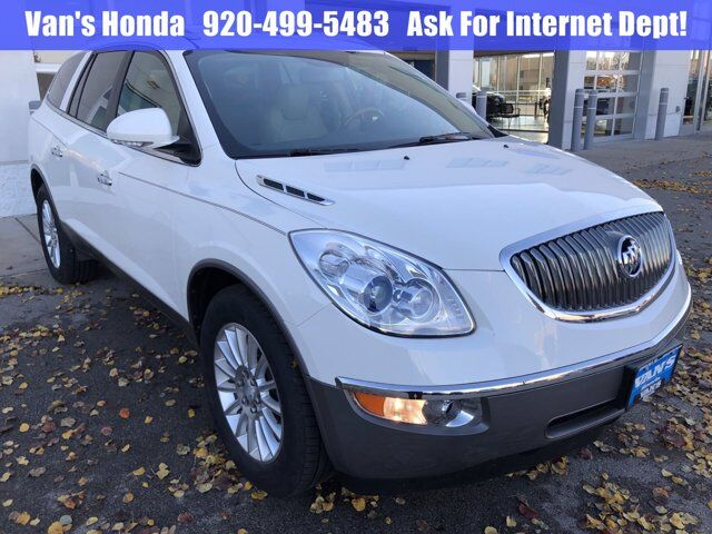 2012 Buick Enclave Leather Green Bay WI