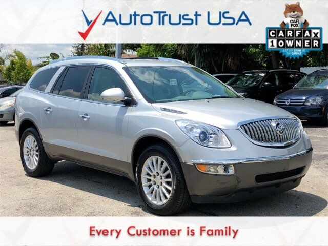 2012_Buick_Enclave_Leather Group_ Miami FL