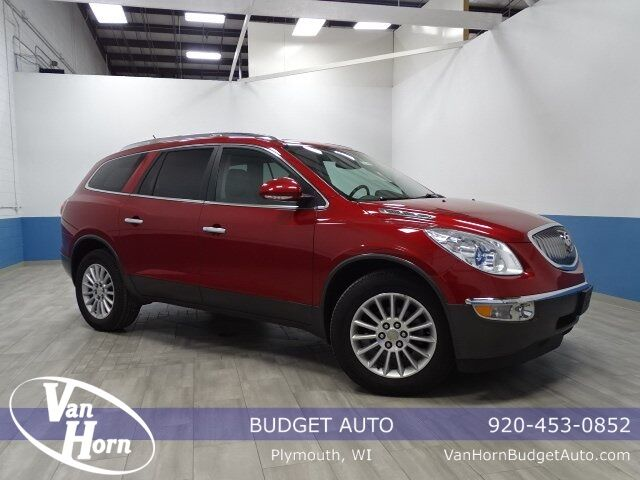 2012 Buick Enclave Leather Group Plymouth WI