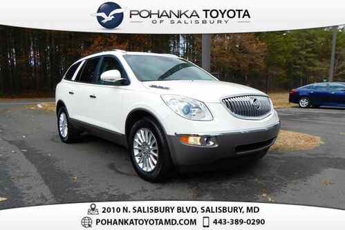 2012_Buick_Enclave_Leather Group_ Salisbury MD
