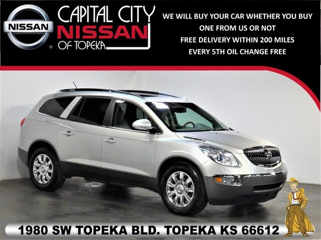 2012 Buick Enclave Leather Group Topeka KS