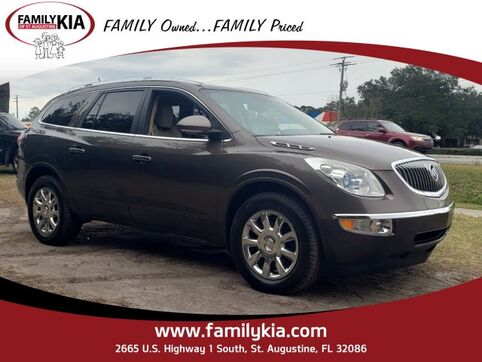 2012_Buick_Enclave_Leather_ St. Augustine FL
