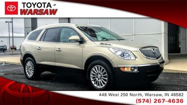 2012_Buick_Enclave_Leather_ Warsaw IN