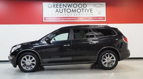 2012 Buick Enclave Premium Group Greenwood Village CO