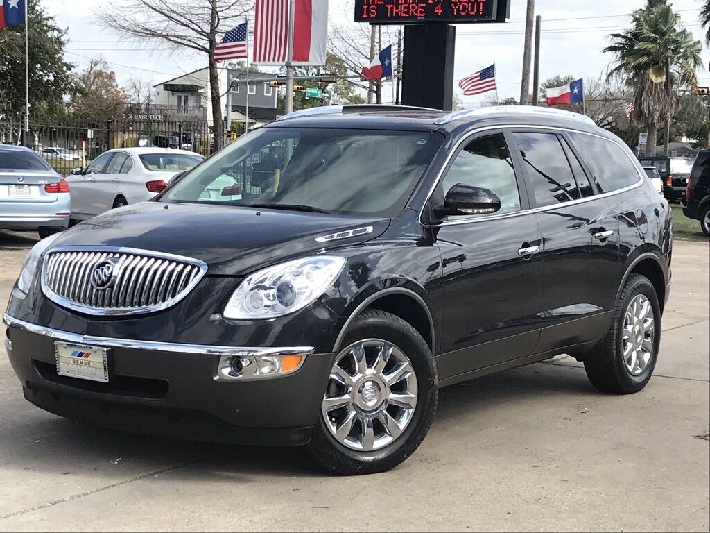 2012_Buick_Enclave_Premium Group_ Houston TX