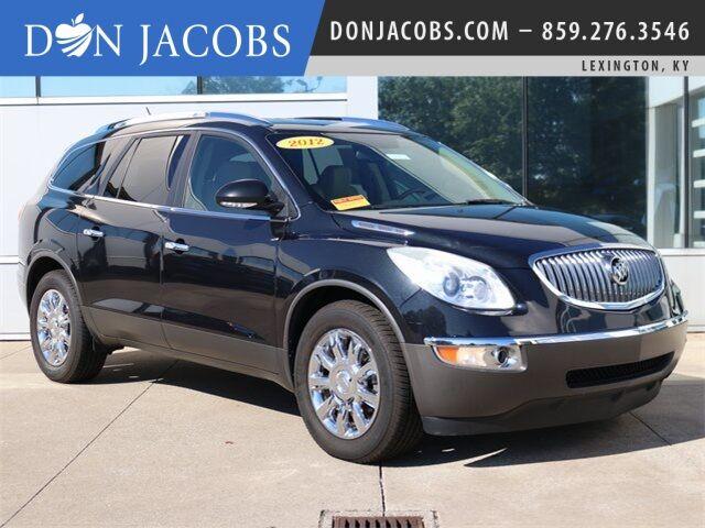 2012 Buick Enclave Premium Group Lexington KY