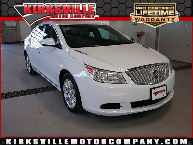2012 Buick LaCrosse 4dr Sdn Convenience FWD Kirksville MO