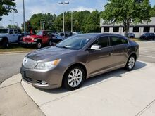 2012_Buick_LaCrosse_4dr Sdn Leather FWD_ Cary NC