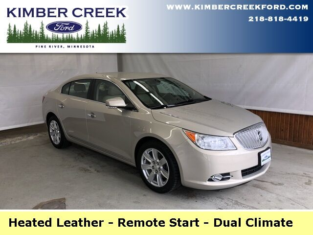 2012 Buick LaCrosse Leather Group Pine River MN