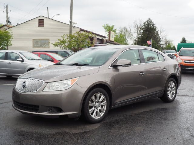 2012 Buick LaCrosse Leather Indianapolis IN