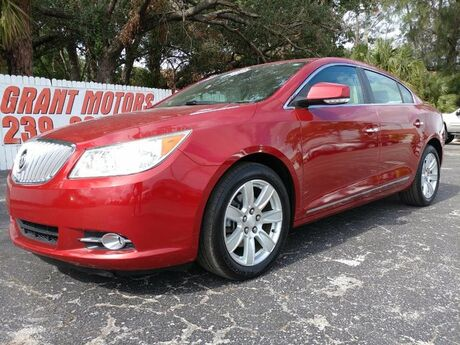 2012 Buick LaCrosse Leather Fort Myers FL