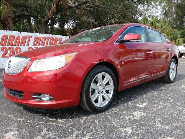 2012_Buick_LaCrosse_Leather_ Fort Myers FL