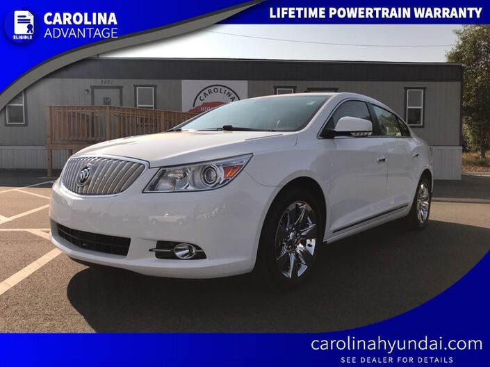 2012 Buick LaCrosse Premium 2 High Point NC
