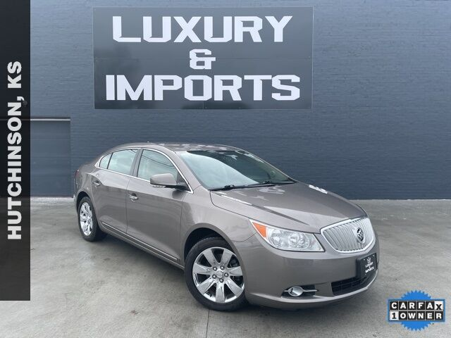 2012 Buick LaCrosse Premium I Group Hutchinson KS