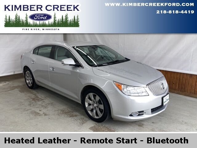 2012 Buick LaCrosse Premium I Group Pine River MN