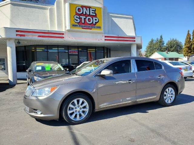 2012 Buick LaCrosse Premium Package 1, w/Leather Pocatello and Blackfoot ID
