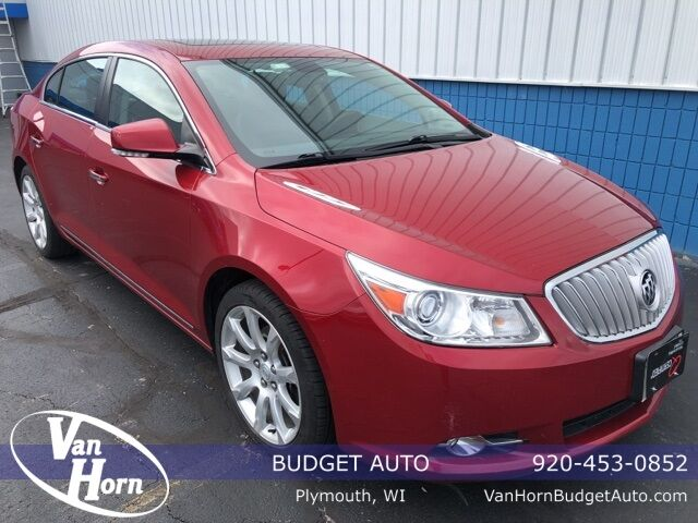 2012 Buick LaCrosse Touring Group Plymouth WI