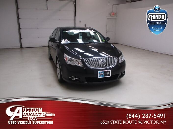 2012 Buick LaCrosse Touring Group Raleigh