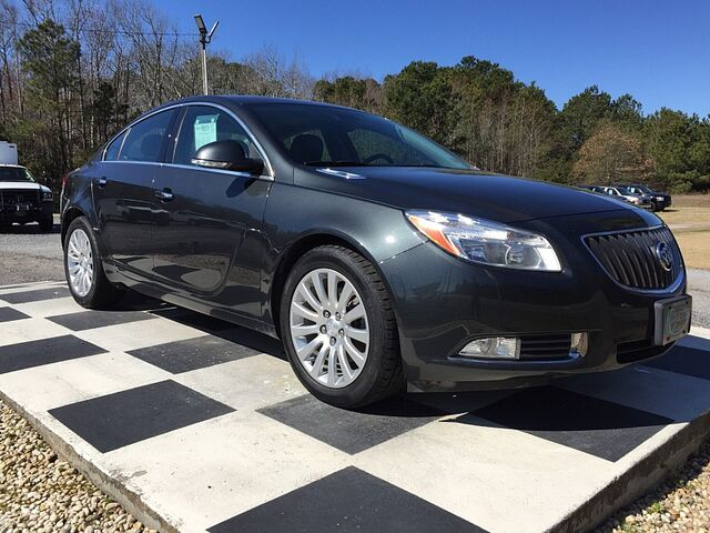 2012 Buick Regal 4d Sedan Turbo Premium 1 Virginia Beach VA