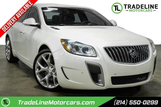 2012 Buick Regal GS CARROLLTON TX