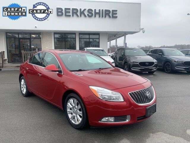 2012 Buick Regal Premium I
