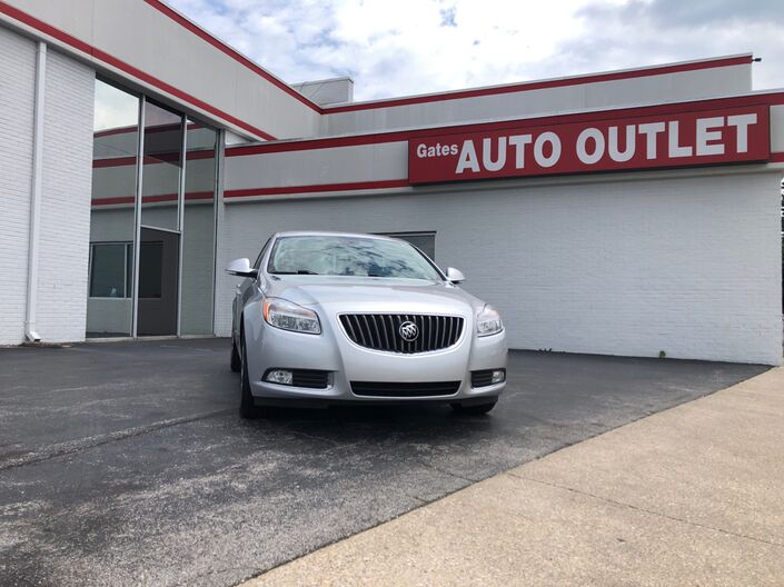 2012 Buick Regal Turbo Premium 1 Lexington KY