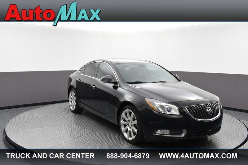 2012 Buick Regal Turbo Premium 3