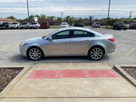 2012 Buick Regal Turbo Premium 3 Jacksonville IL