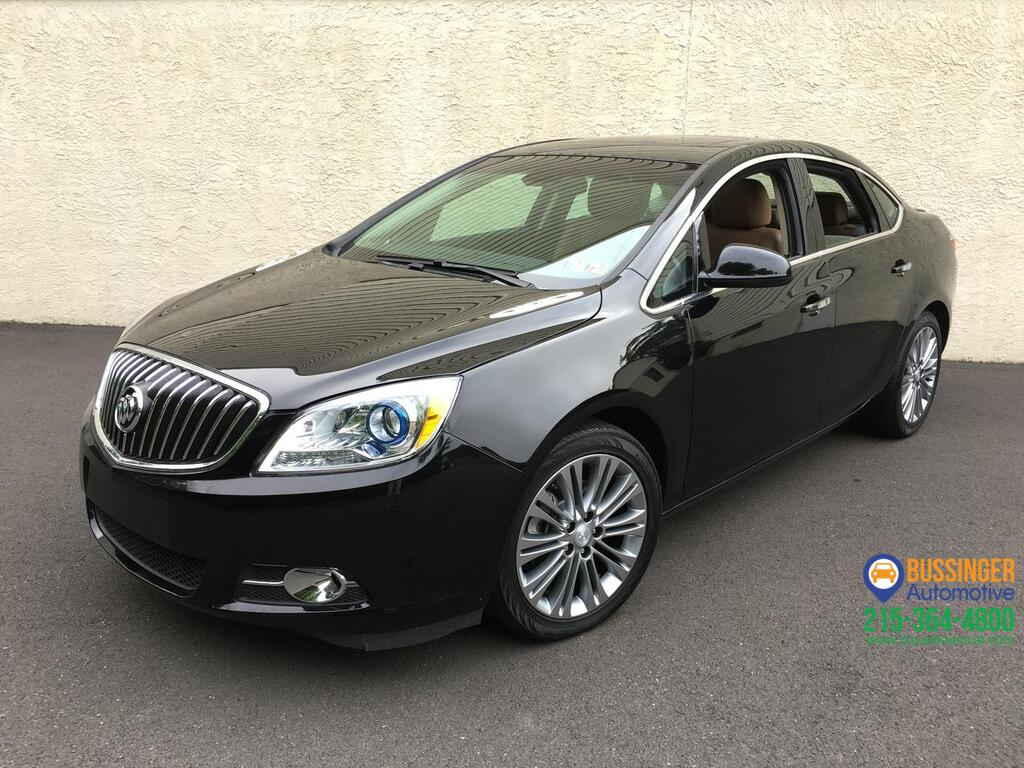 2012 Buick Verano - Leather Group w/ Navigation Feasterville PA