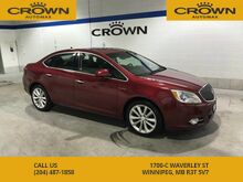 2012_Buick_Verano_1SL *REMOTE START/SUNROOF/HEATED LEATHER SEATS*_ Winnipeg MB