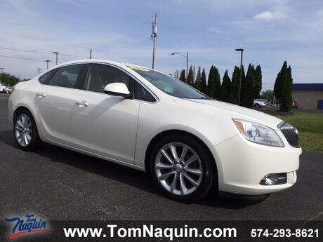 2012 Buick Verano 4dr Sdn Leather Group FWD Elkhart IN