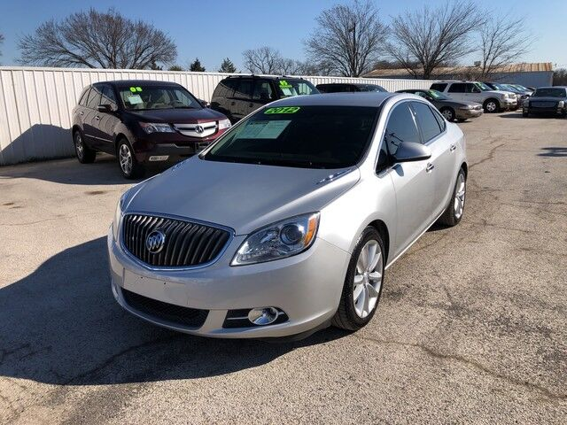 2012 Buick Verano Leather Group Gainesville TX
