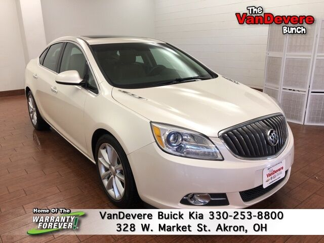 2012 Buick Verano Leather Group Akron OH