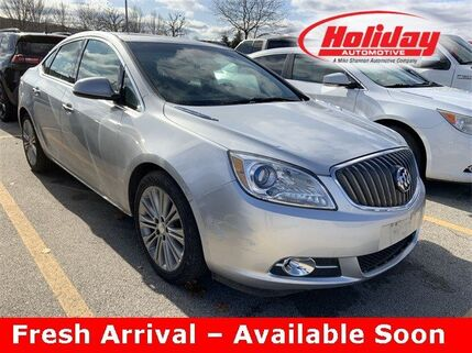 2012_Buick_Verano_Leather Group_ Fond du Lac WI