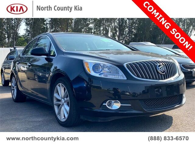 2012 Buick Verano Leather Group San Diego County CA