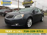 2012 Buick Verano w/Leather & Low Miles