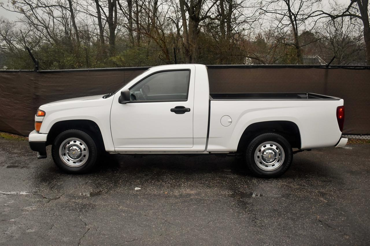 2012 CHEVROLET COLORADO Henderson NC